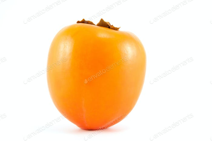 Orange persimmon