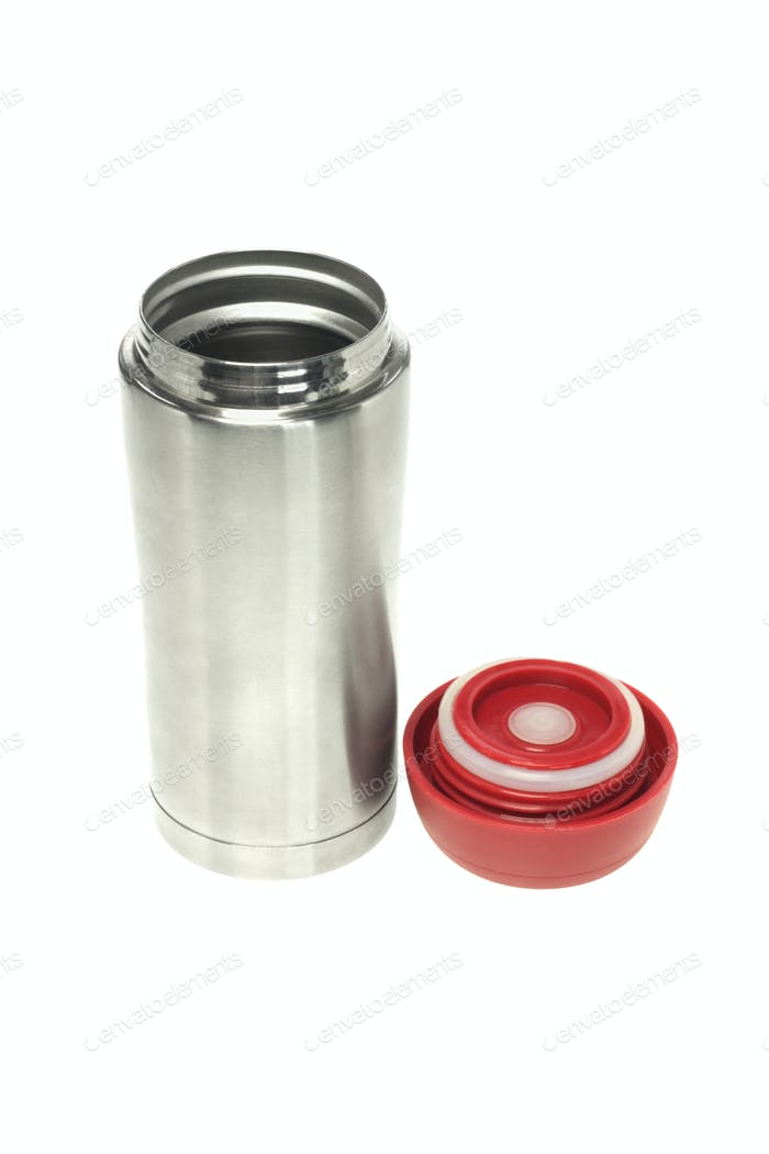 Open Thermos Flask