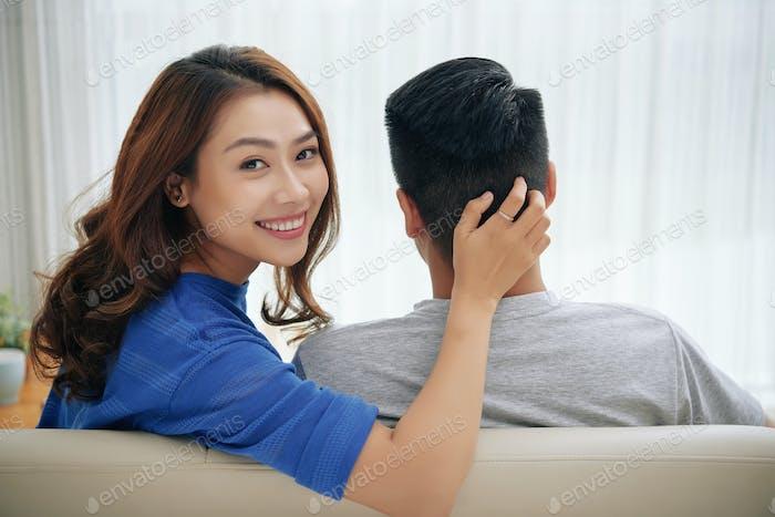 Tender wife