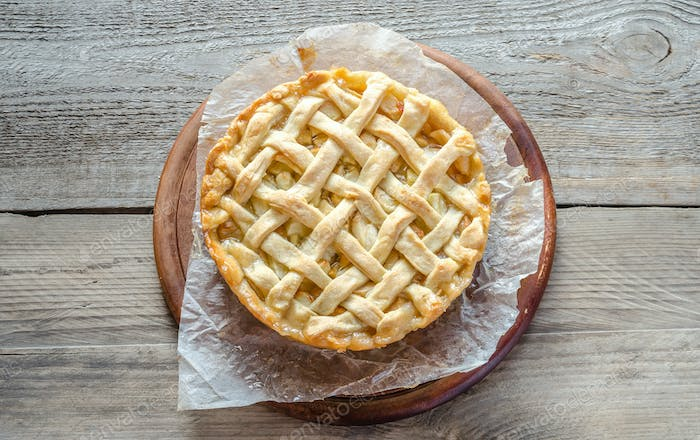 Traditional american pie