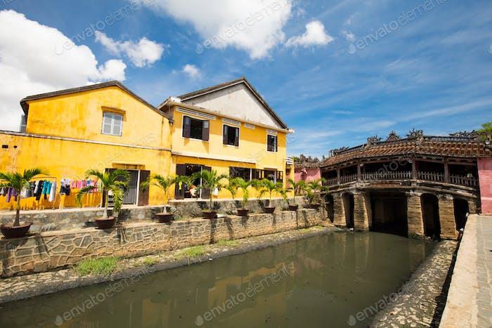 Arquitectura de Hoi An