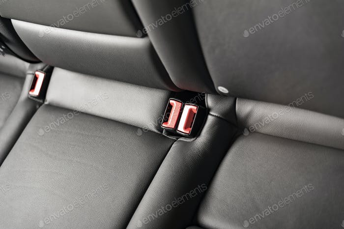 Safety Belt Locks