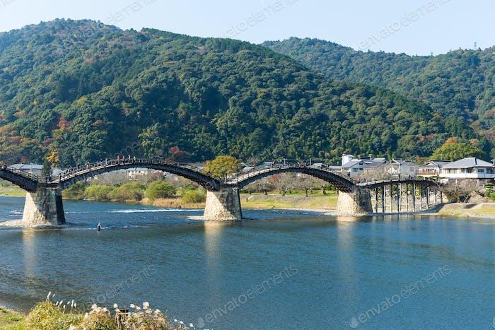 Traditional Kintai Bridge