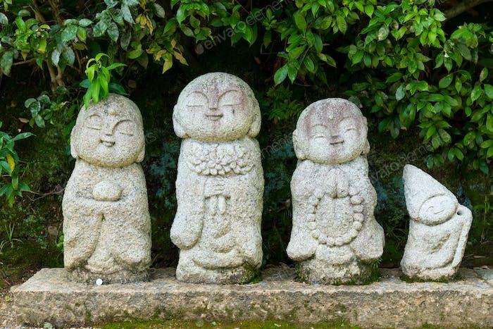 Nagomi Jizo in Kyoto