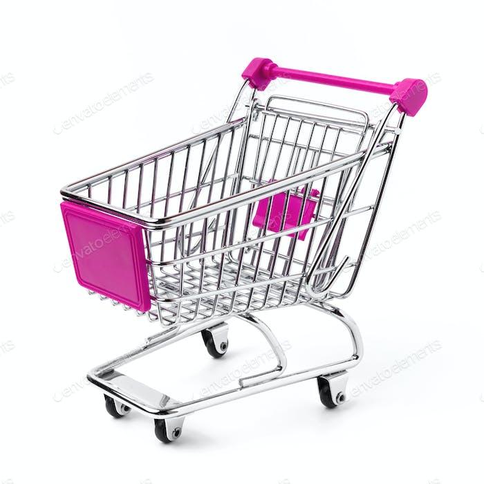 Pink Warenkorb