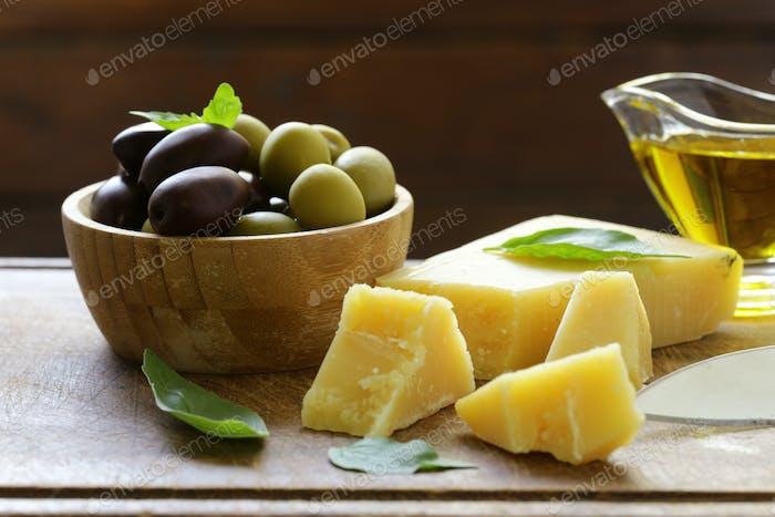 Hard Parmesan Cheese