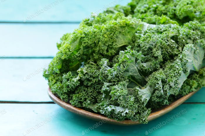 Green Cabbage Kale