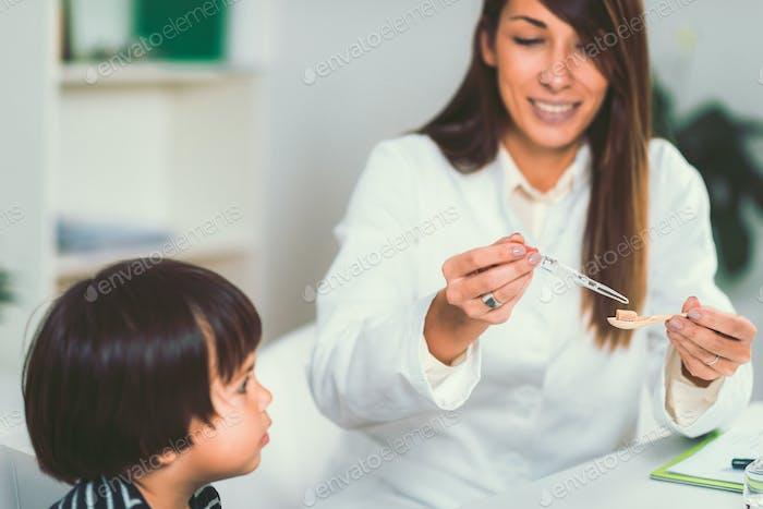 Homeopathy, Child