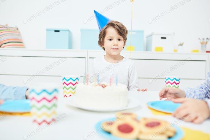 Party in kindergarten