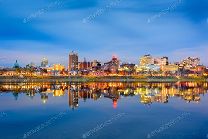 Thumbnail for Harrisburg, Pennsylvania, USA