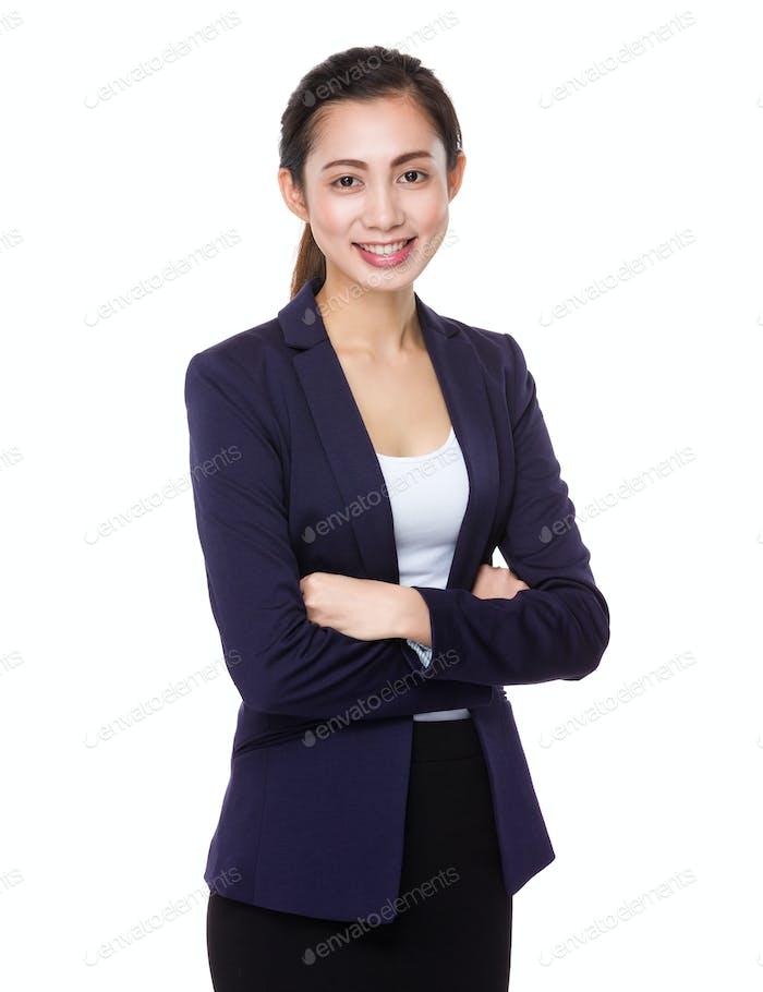 Pretty Businesswoman