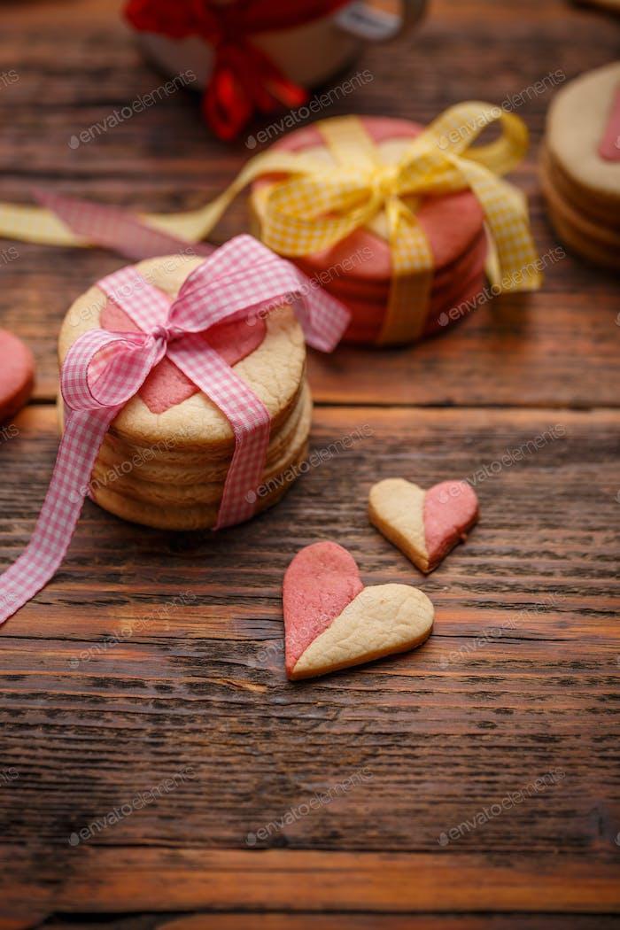 Kekse Form Herz