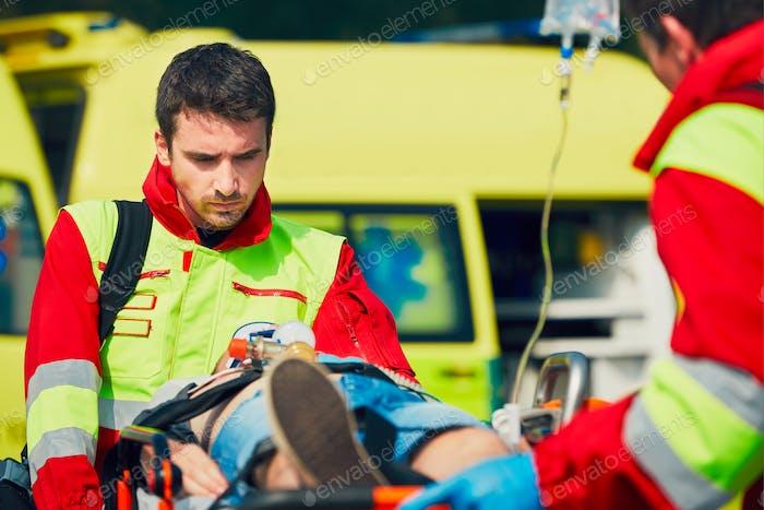 Servicio Medicina de emergencia