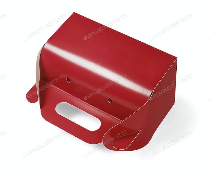 Takeaway Paper Cake Box