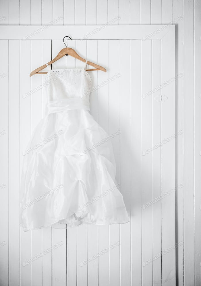 Classic Flower Girl Dress