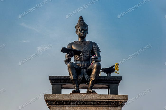 Monument of King Ramkhamhaeng.