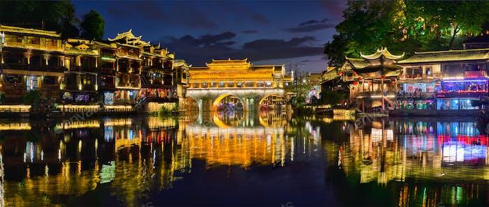 Feng Huang Ancient Town (Phoenix Ancient Town), China