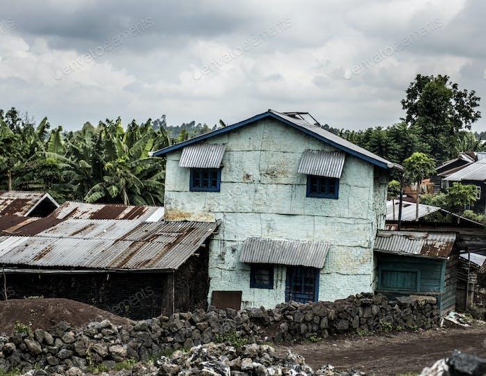 Nord Kivu, Demokratische Republik Kongo
