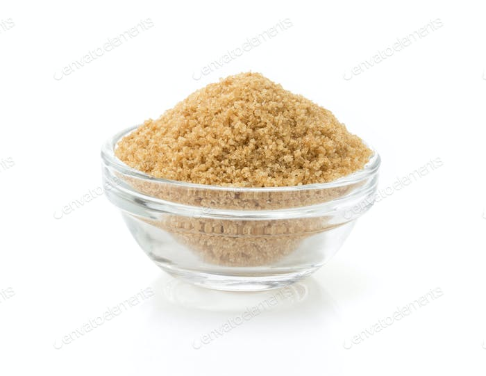 brown sugar in bowl