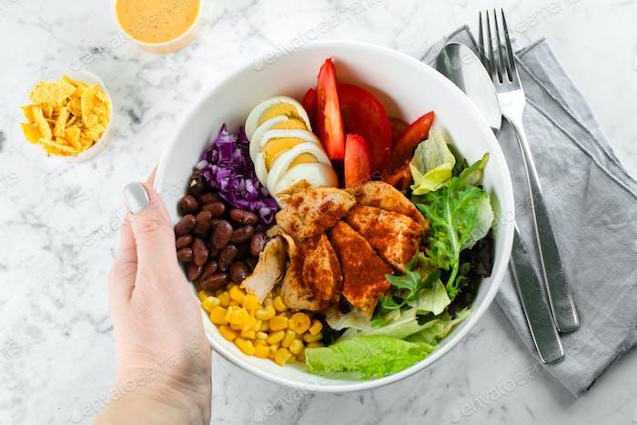 Healthy american bowl 2