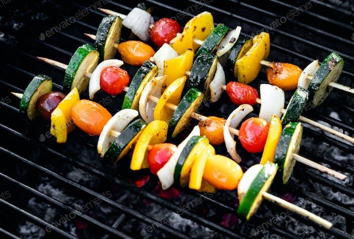 Making Kebabs