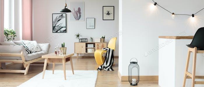 Elegantly designed flat