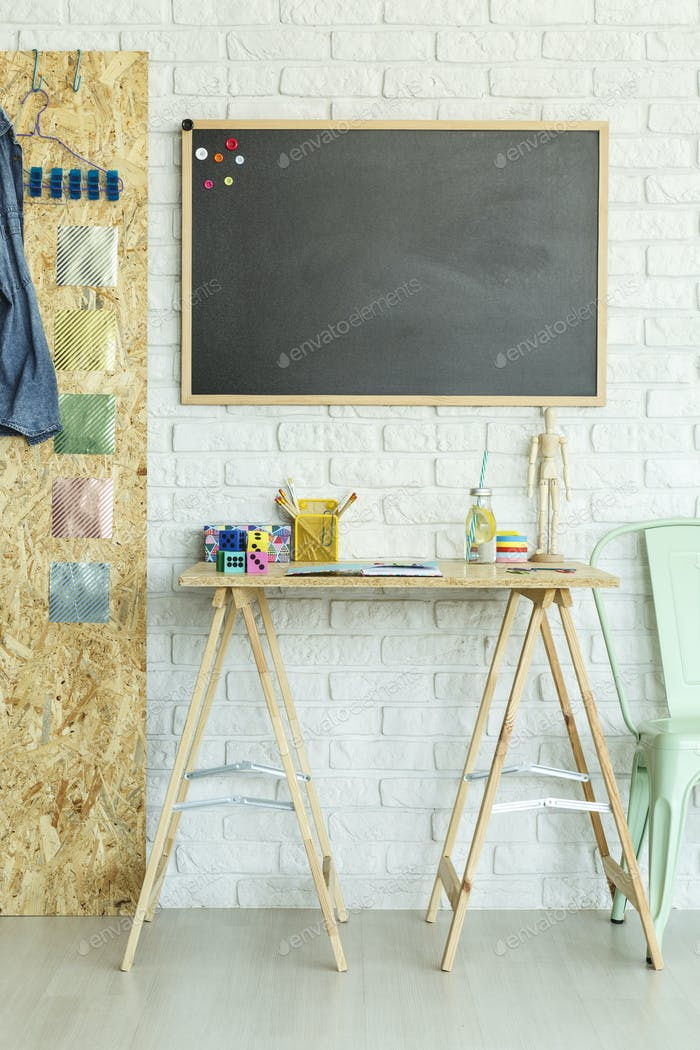 Creative modern room