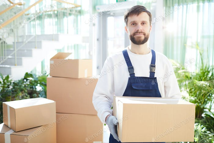 Moving company service