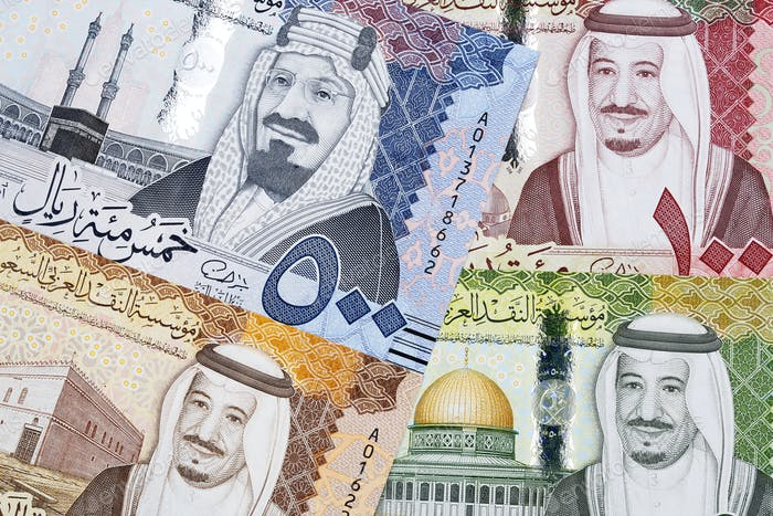 Saudi Riyal a business background