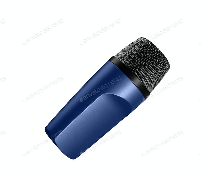 Isolated microphone