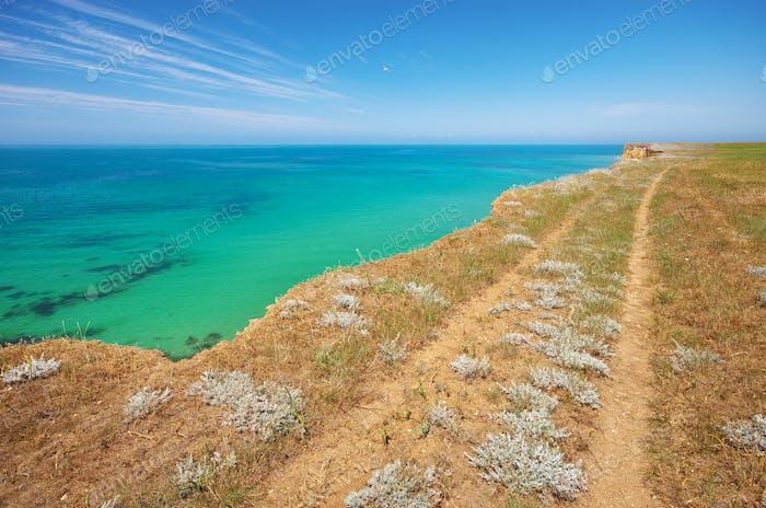 Schöne Natur und Wanderweg