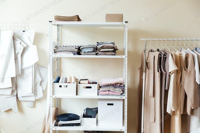 Образ одежды в мастерской