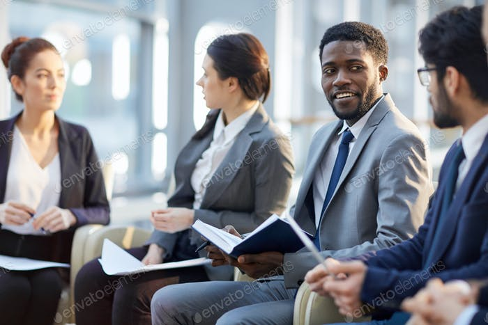 Zielgruppe des Geschäftskurses