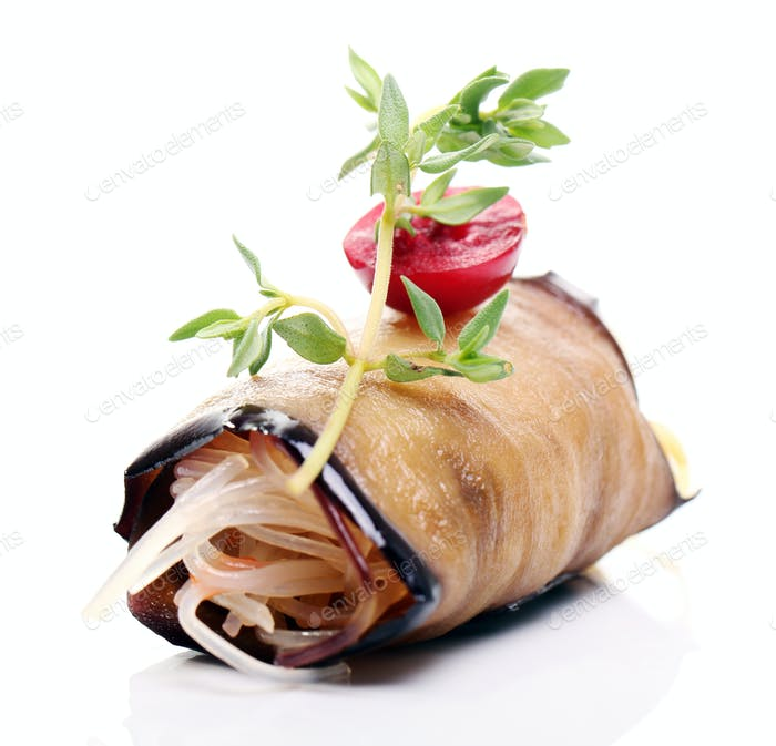Köstliches Gourmetessen