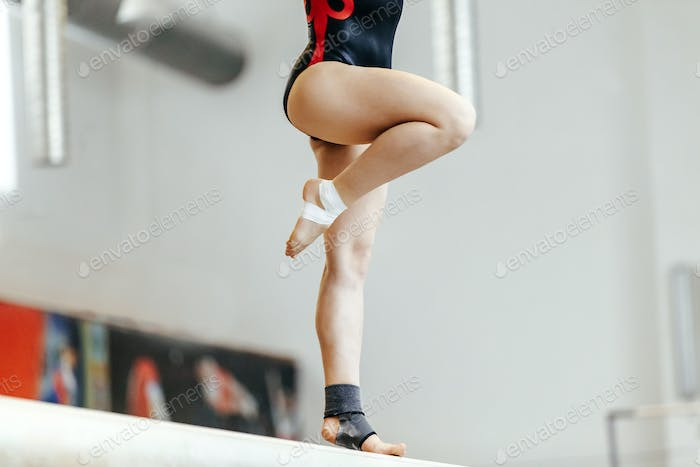 competition in artistic gymnastics