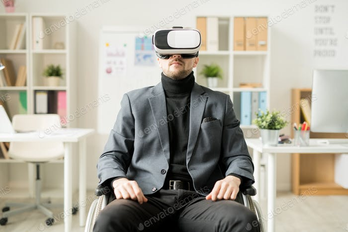 Business in virtual reality