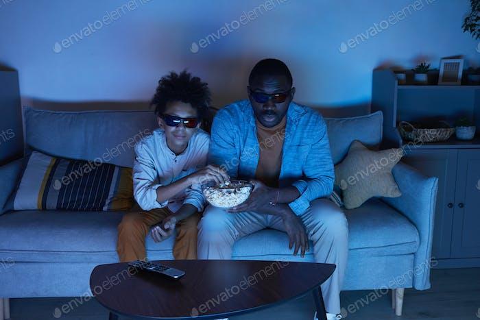 Filme zu Hause ansehen