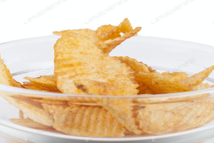 Bowl with Chips