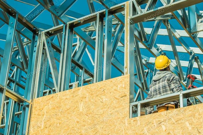 Steel Building Contractor