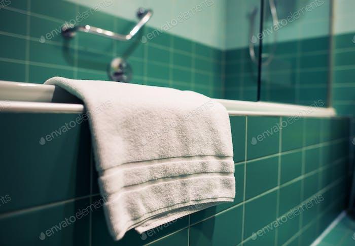 Fresh White Towel