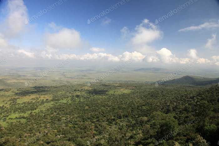 The Great Rift Valley - Kenia