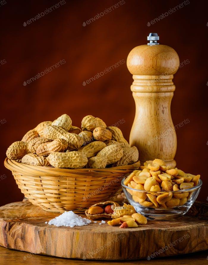 Peanuts and Salt