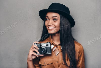 Beautiful photographer.