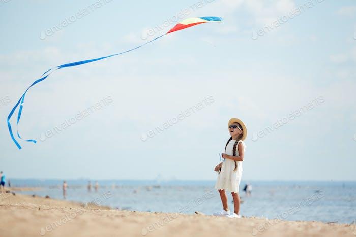 Fun with kite