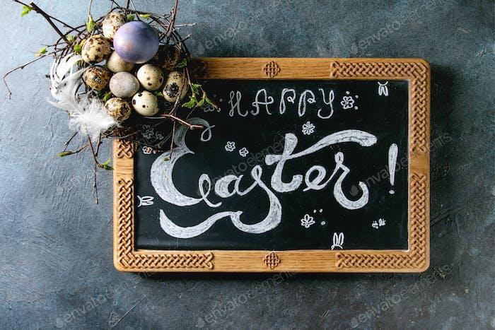 Happy Easter theme