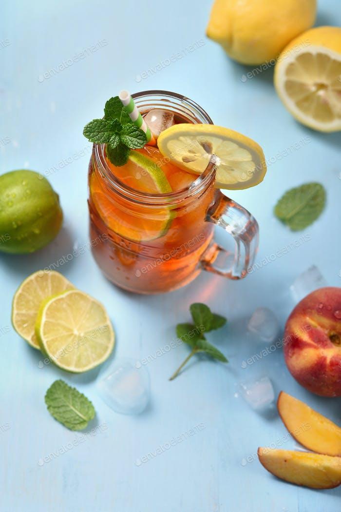 Iced Tea, Summer Drink