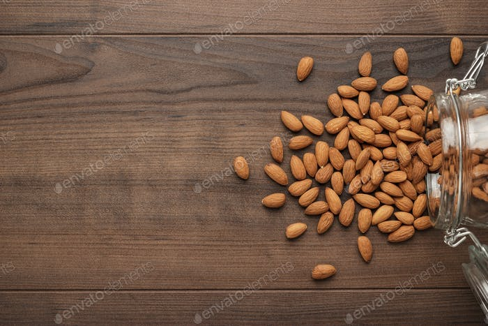 Photo Of Almond Seeds