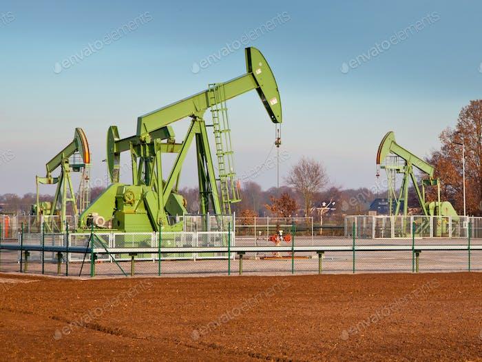 Ölpumpenheber