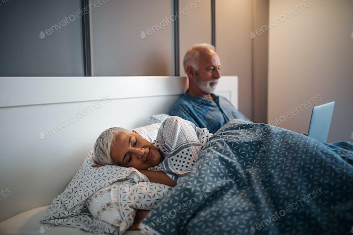 Happy marriage, happy retirement