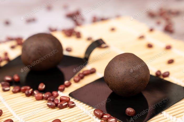 Anko Japanese sweet red bean paste